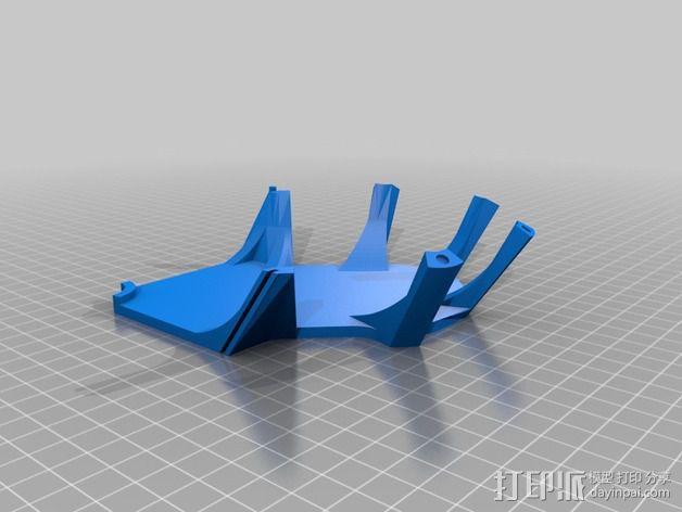 火星城市建筑  3D模型  图6