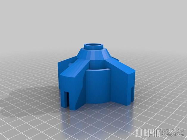 火星城市建筑  3D模型  图10