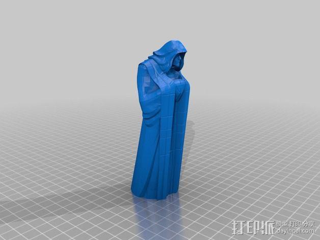 西斯大帝模型 3D模型  图2