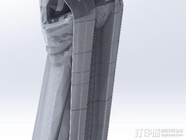 西斯大帝模型 3D模型  图3