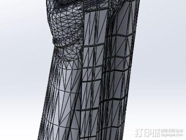 西斯大帝模型 3D模型  图4