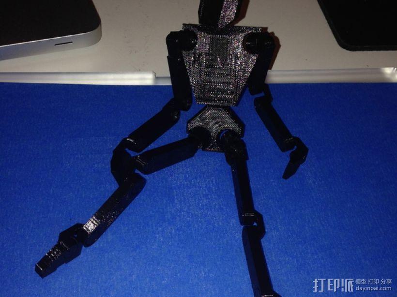 人形机器人  3D模型  图7