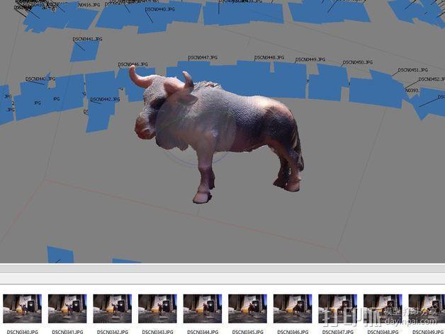 角马 3D模型  图13