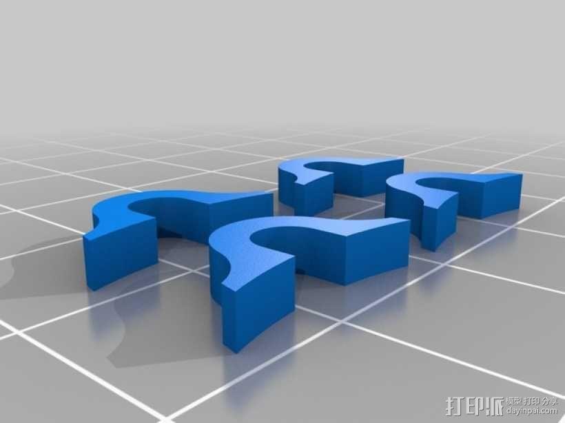 小飞猪 3D模型  图3