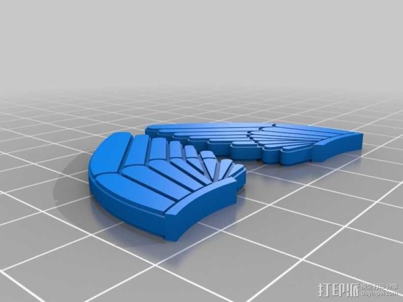 小飞猪 3D模型  图6