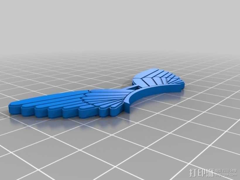 小飞猪 3D模型  图8