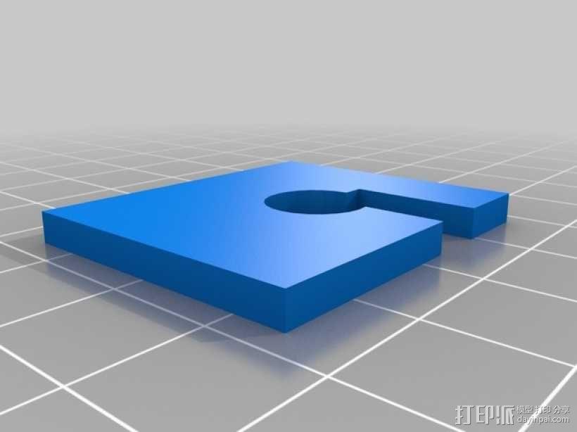 传送门炮塔 3D模型  图6
