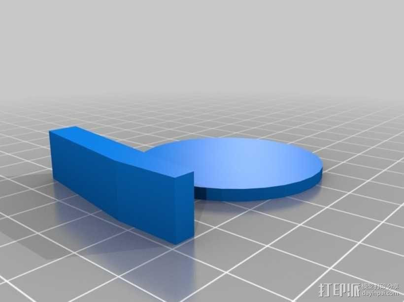 星际争霸标志 3D模型  图2