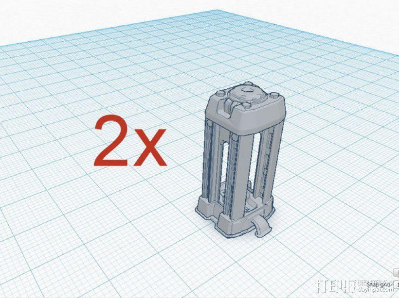 ED-209机器人 3D模型  图14