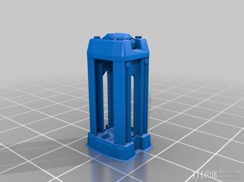 ED-209机器人 3D模型  图18