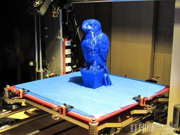 马耳他猎鹰 3D模型  图3