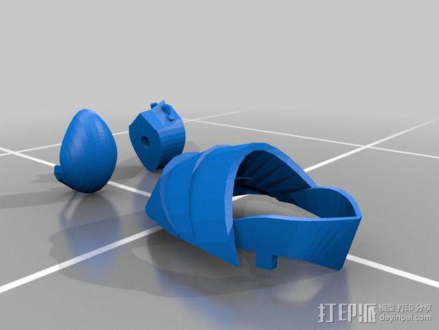 Seeders机器人 3D模型  图7