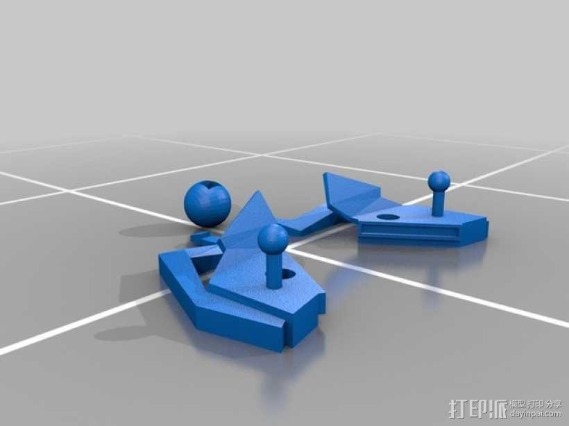 Seeders机器人 3D模型  图8
