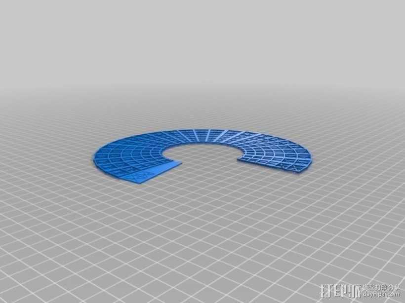 卫星接收器 3D模型  图6