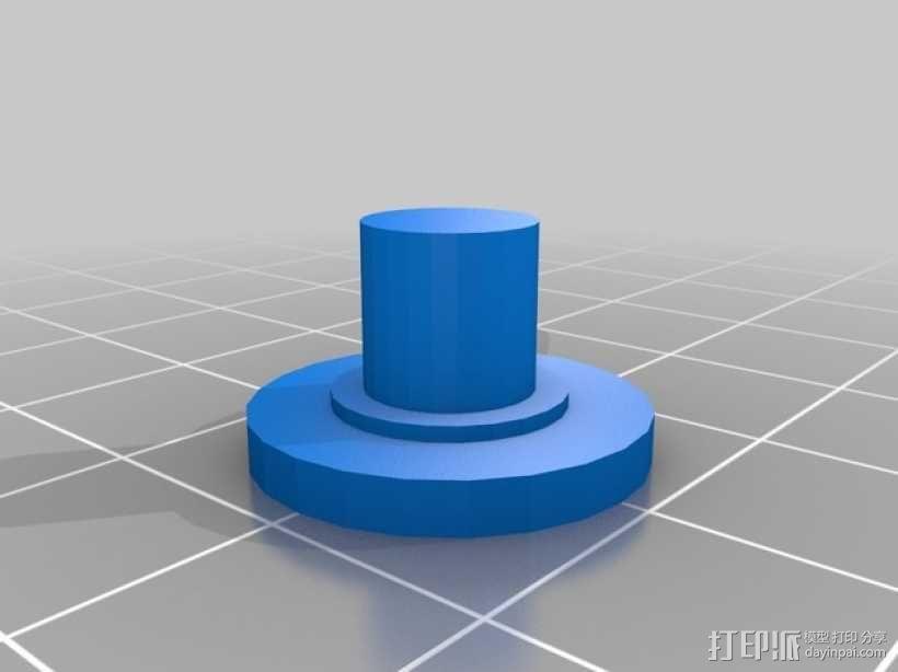 大型巡洋舰 3D模型  图13