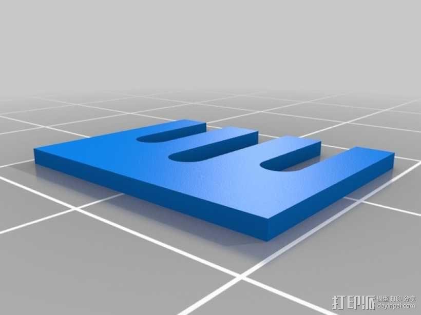 大型巡洋舰 3D模型  图12
