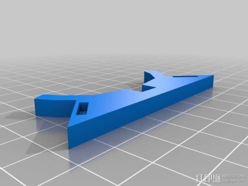 大型巡洋舰 3D模型  图21
