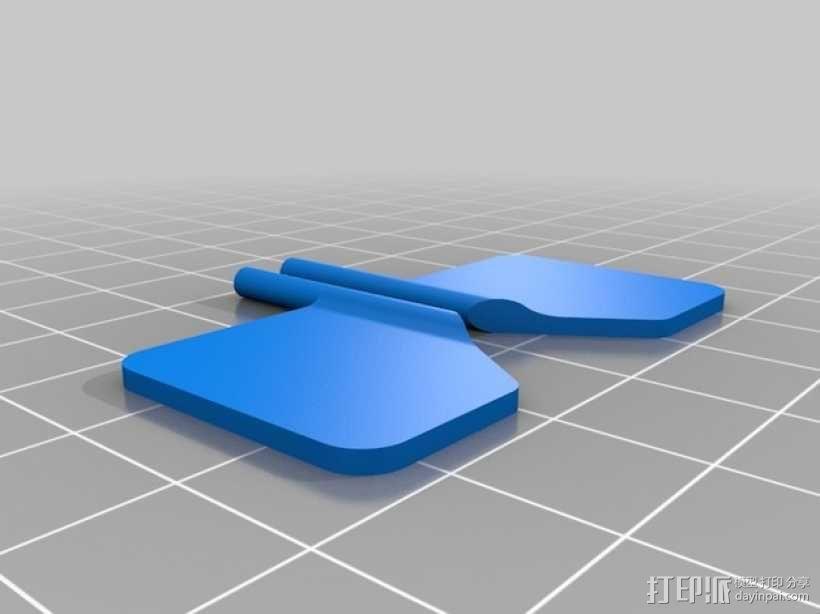 大型巡洋舰 3D模型  图22