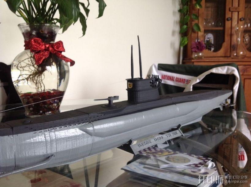 大型巡洋舰 3D模型  图29