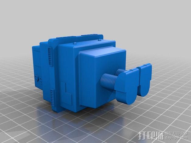 星球大战Gonk机器人 3D模型  图2