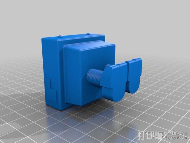 星球大战Gonk机器人 3D模型  图4