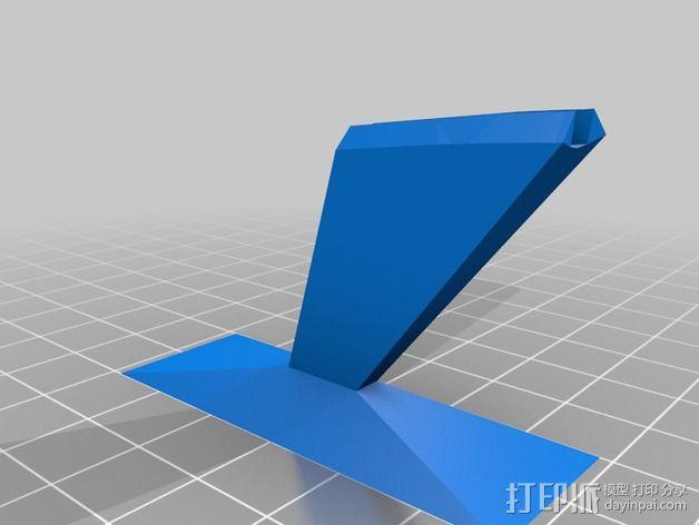 波音747飞机模型 3D模型  图7