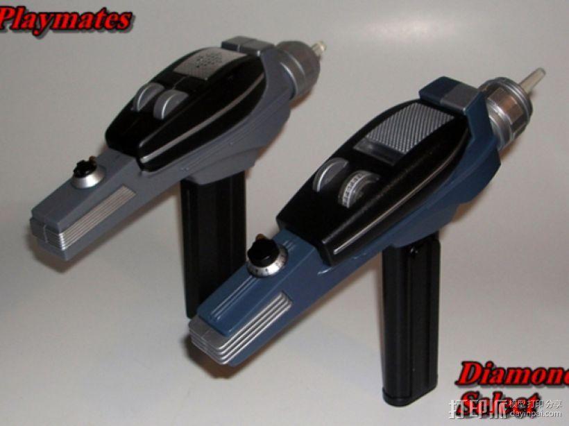 激光标线器 3D模型  图3