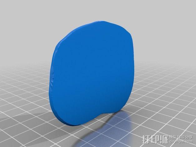 蝙蝠侠存钱罐  3D模型  图2