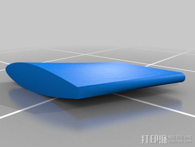 KerbalX火箭  3D模型  图2