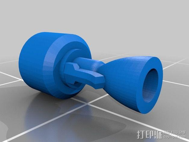 KerbalX火箭  3D模型  图4