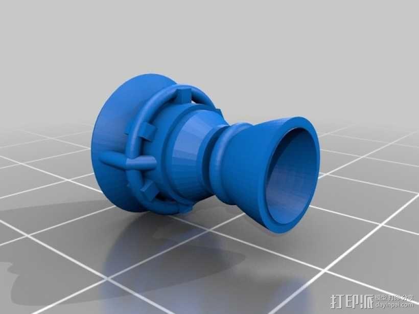 KerbalX火箭  3D模型  图5