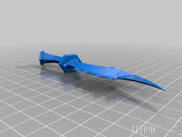 僵尸赏金猎人  3D模型  图3