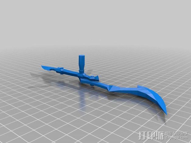僵尸赏金猎人  3D模型  图5