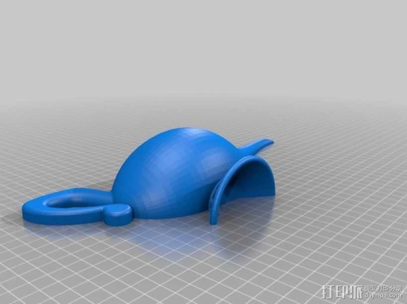 神灯 3D模型  图4