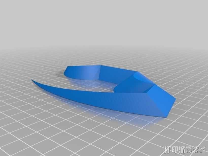 塞尔达传说公主保护盾 3D模型  图7