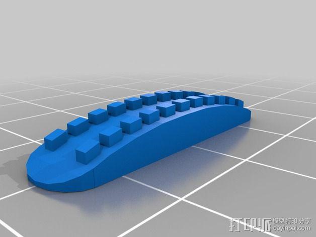 热能炸弹  3D模型  图5