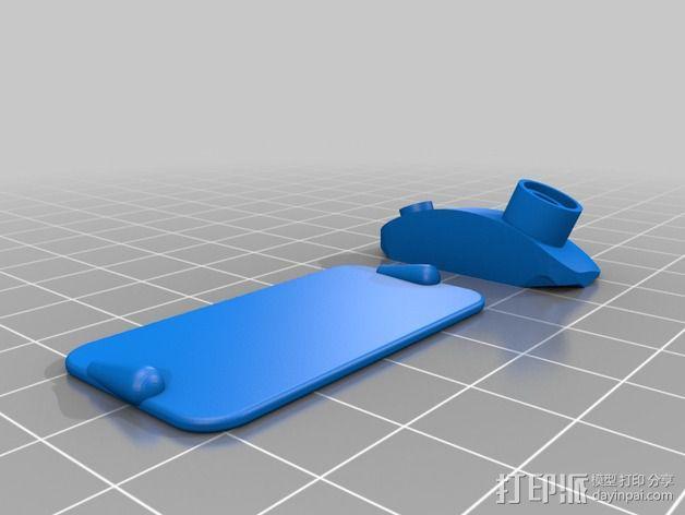 机器人 LEO 3D模型  图2