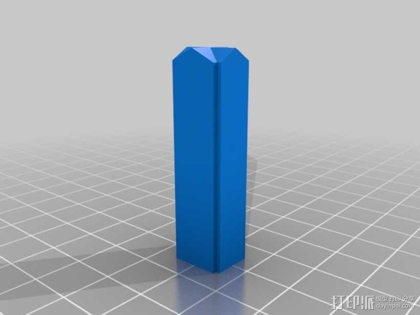 芝加哥摩天大厦 3D模型  图3