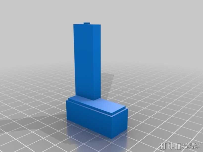 芝加哥摩天大厦 3D模型  图4
