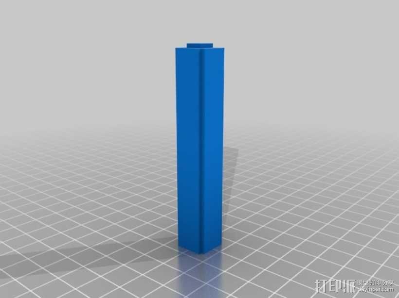 芝加哥摩天大厦 3D模型  图11