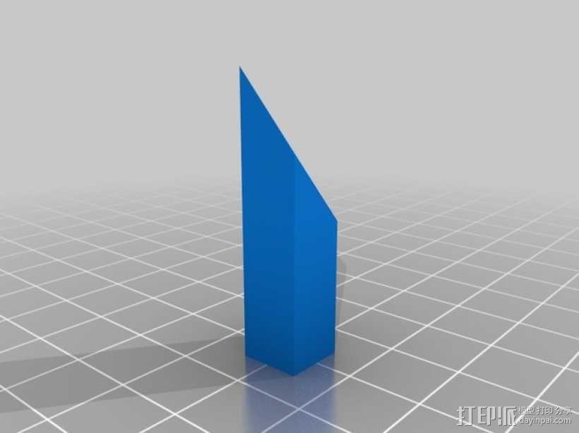 芝加哥摩天大厦 3D模型  图13