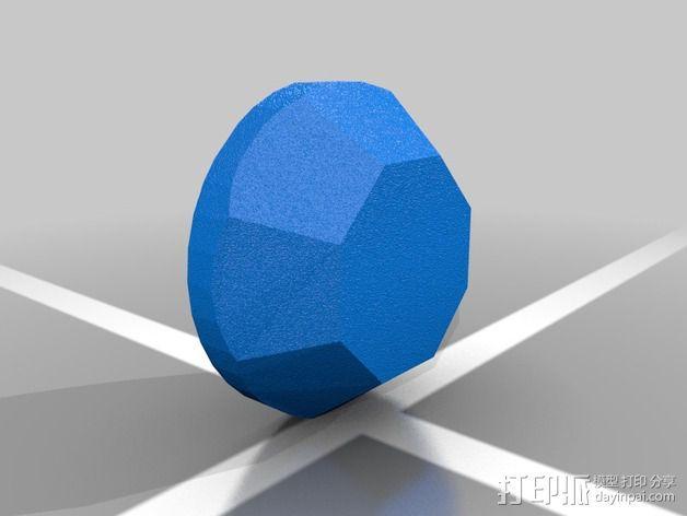 图坦卡门权杖 3D模型  图2