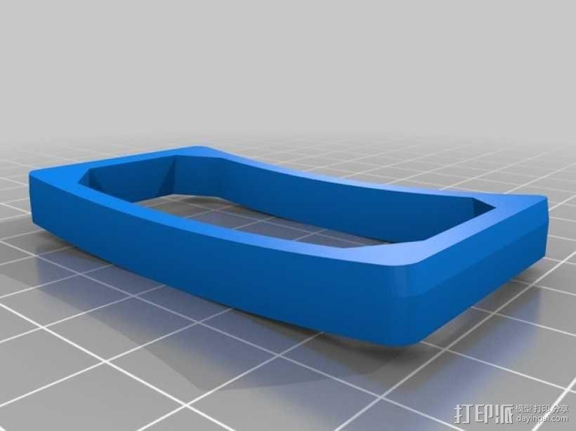 传送门Chell模型 3D模型  图5