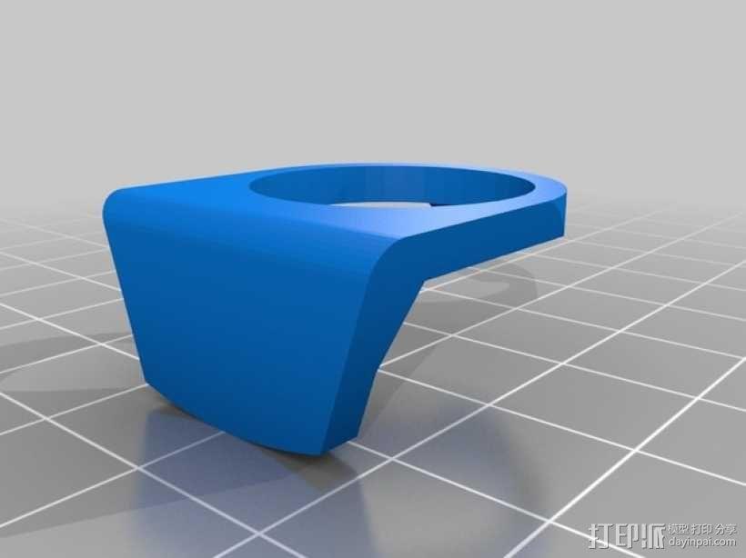 传送门Chell模型 3D模型  图3