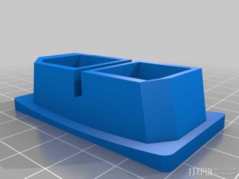传送门Chell模型 3D模型  图4