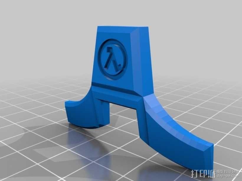 Gordon Freeman戈登·弗里曼 人物模型 3D模型  图3