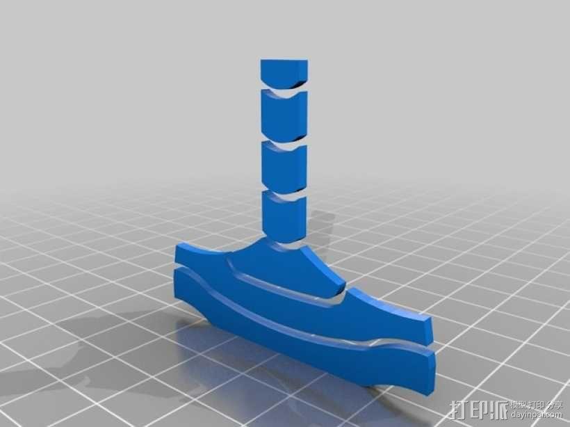 Gordon Freeman戈登·弗里曼 人物模型 3D模型  图4