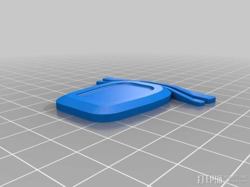 Gordon Freeman戈登·弗里曼 人物模型 3D模型  图9