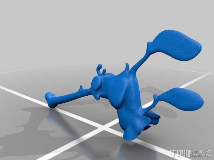 叶海龙 海龙 3D模型  图5