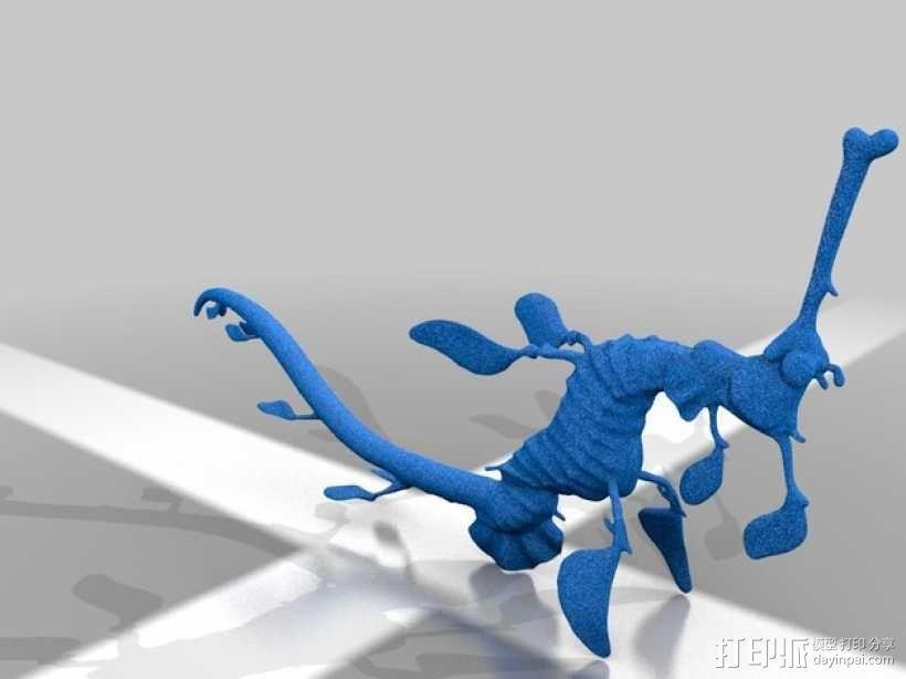 叶海龙 海龙 3D模型  图6